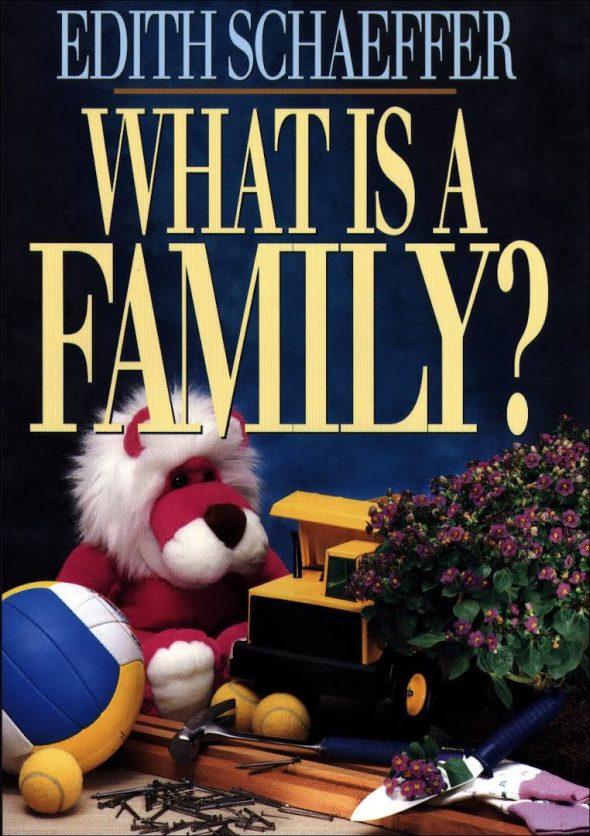 Edith Schaeffer Family