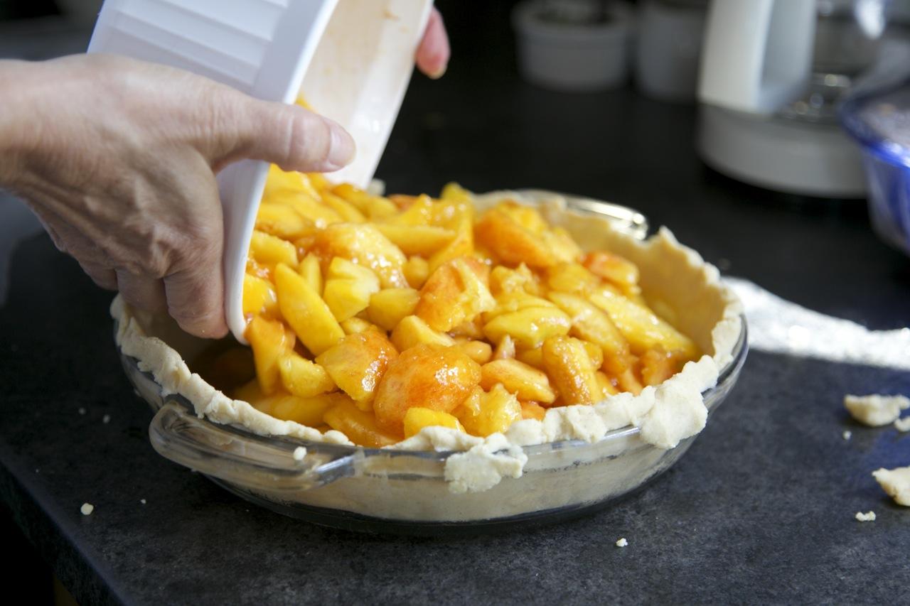 Donna Otto's Pie Crust Recipe