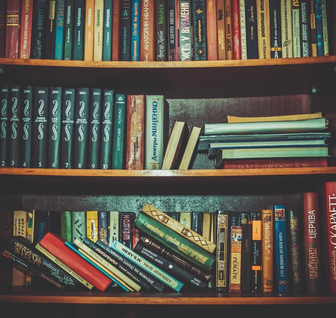 Missionary Series Book Recommendations