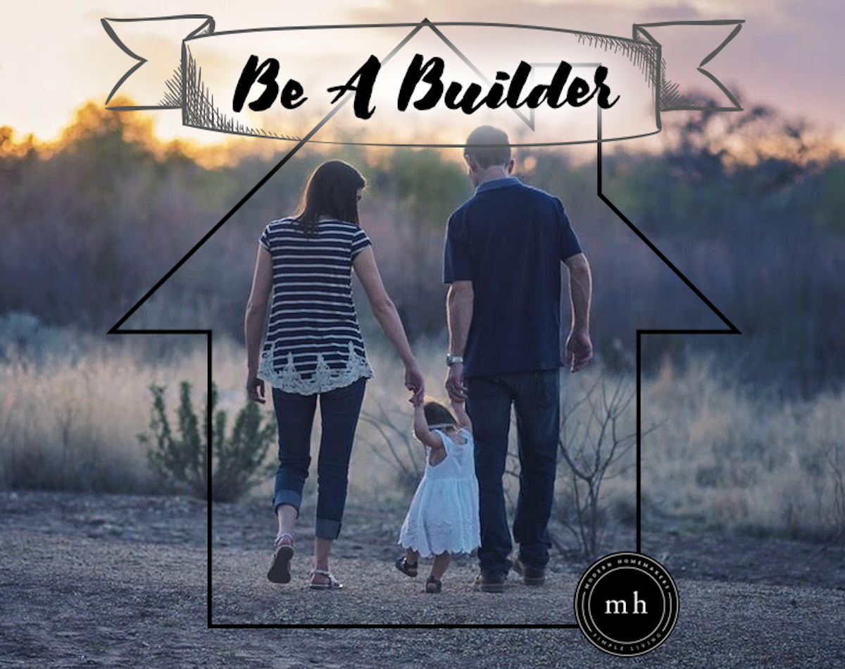Become a Builder in 2018!