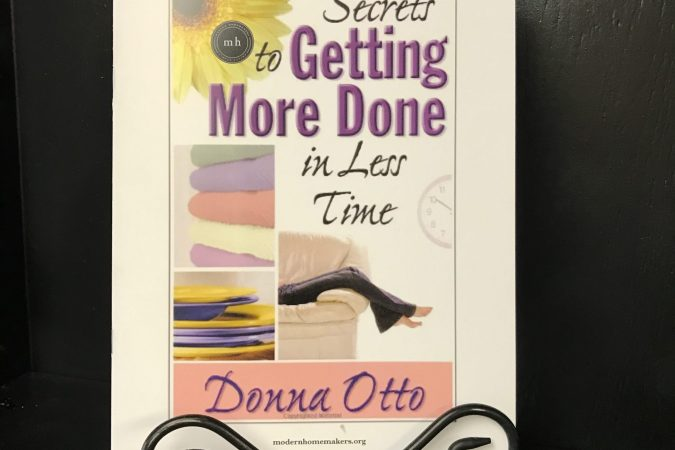 Get Organized!  Secrets to Getting More Done Organizational Seminar