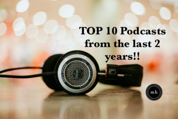 Check Out Donna's Podcasts…..