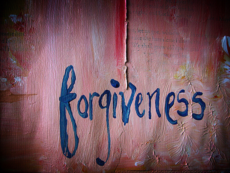 Starting the New Decade with Forgiveness………Listen to our Podcasts.