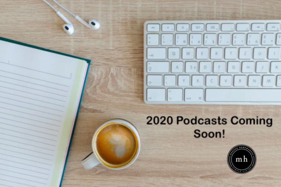 Podcasts are Coming Soon!