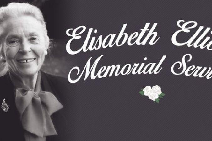 Remembering Elisabeth Elliot