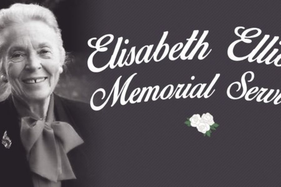 Remembering Elisabeth Elliot