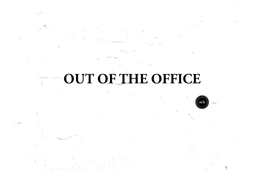 We are Out of the Office
